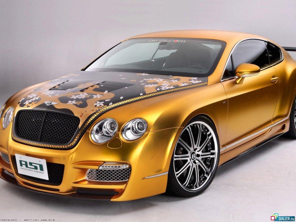 Bentley Continental GT тюнинг …